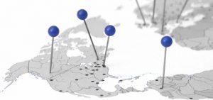 ¿A dónde envían a sus empleados las empresas multinacionales?