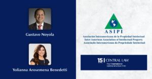 ASIPI nombra Delegados Nacionales a abogados de CENTRAL LAW