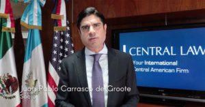 CENTRAL LAW – Juan Pablo Carrasco De Groote