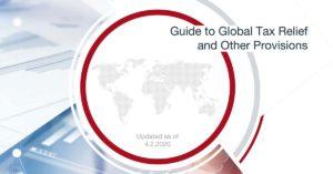 Andersen Global: COVID-19 Global Tax Relief