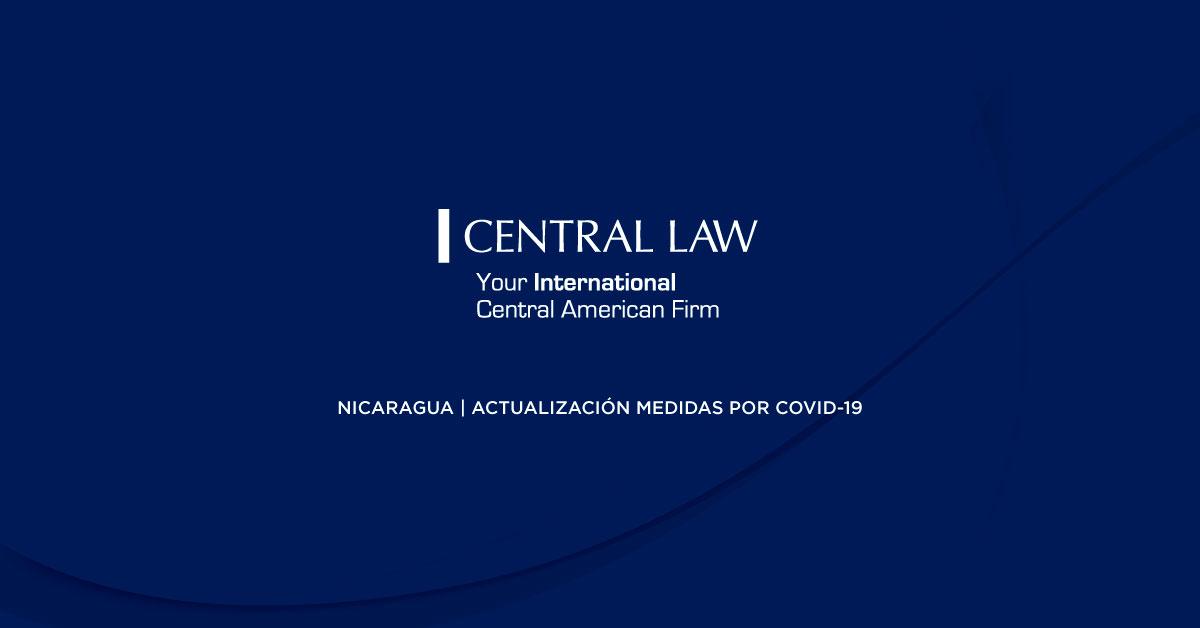 Nicaragua: El Registro de Propiedad Intelectual de Nicaragua autoriza la presentación de documentos sin legalización para trámites marcarios.
