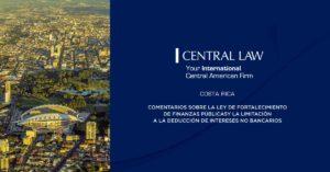Costa Rica- Limitación a la deducción de intereses no bancarios